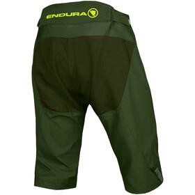 Endura MT500 Burner II Shorts Men forestgreen